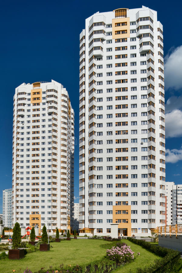 High Density Residental Apartments Stock Photo Image Of
