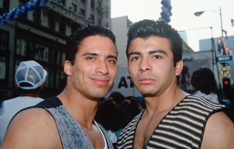Download Two Hispanic Men At Cinco De Mayo Event Editorial Image - Image: 23149270
