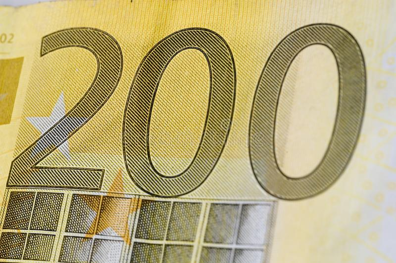 Two hundred euro