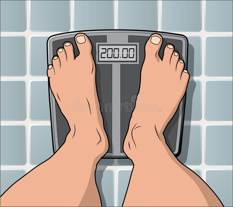 Two Hundred Pounds Stock Images