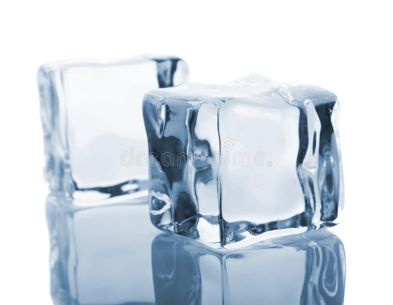 Download Two ice cubes stock photo. Image of backdrop, nature - 22711508