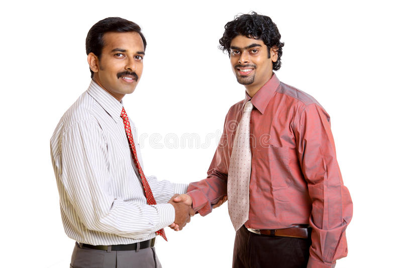 Download Two Indian business people stock image. Image of asia - 22395707
