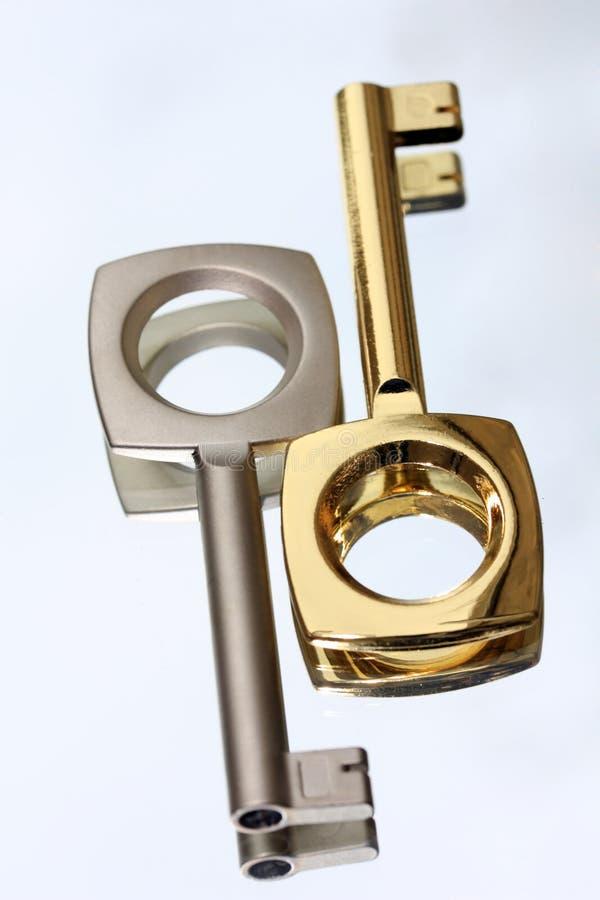 Download Two keys stock photo. Image of macro, security, lock - 17781916