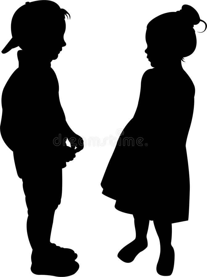 Kids Talking Stock Illustrations 2 260 Kids Talking Stock Illustrations Vectors Clipart Dreamstime