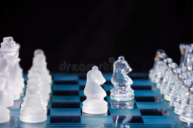 Download Two Knights. Stock Photos - Image: 14447433