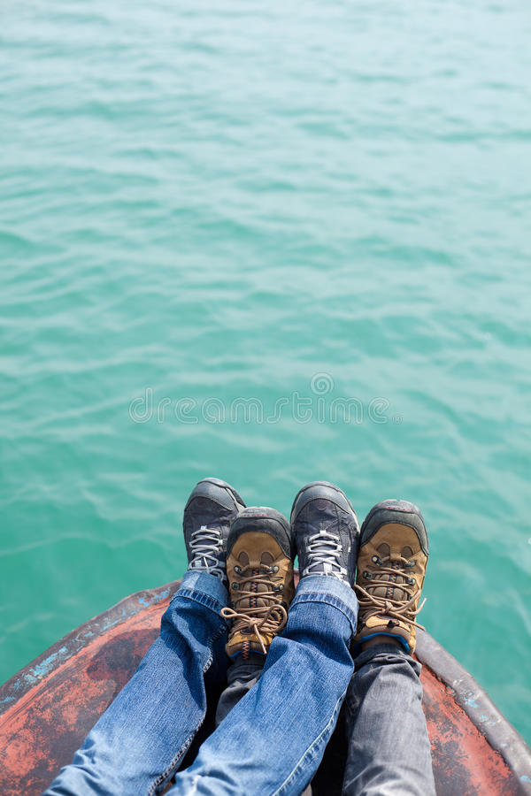 Download Two legs stock photo. Image of background, lake, boys - 20730158