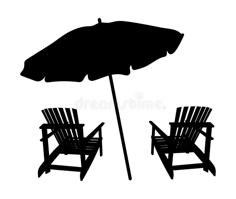 Beach Black White Stock Illustrations – 37,644 Beach Black ...