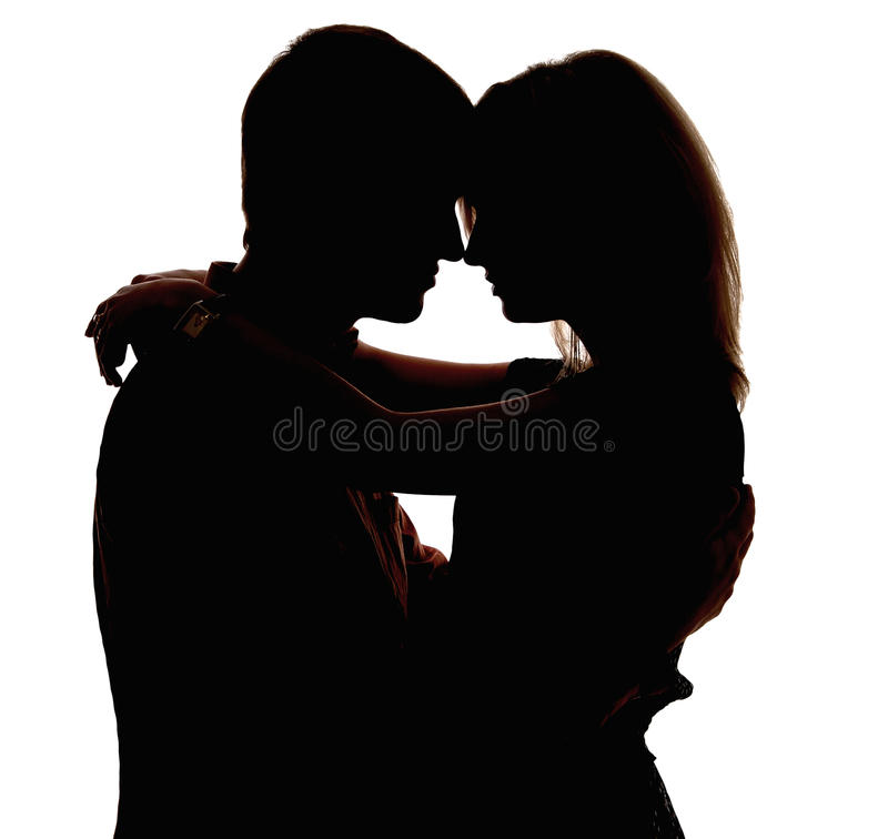 Download Two lovers stock image. Image of studio, family, beauty - 28422205