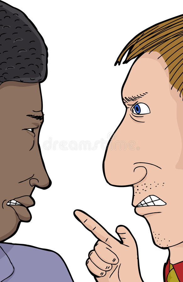 Download Two Men Arguing Royalty Free Stock Photo - Image: 32707875