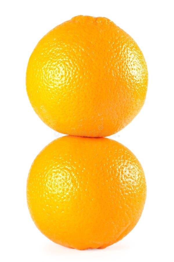 Free Two Oranges Stock Photos - 16387003