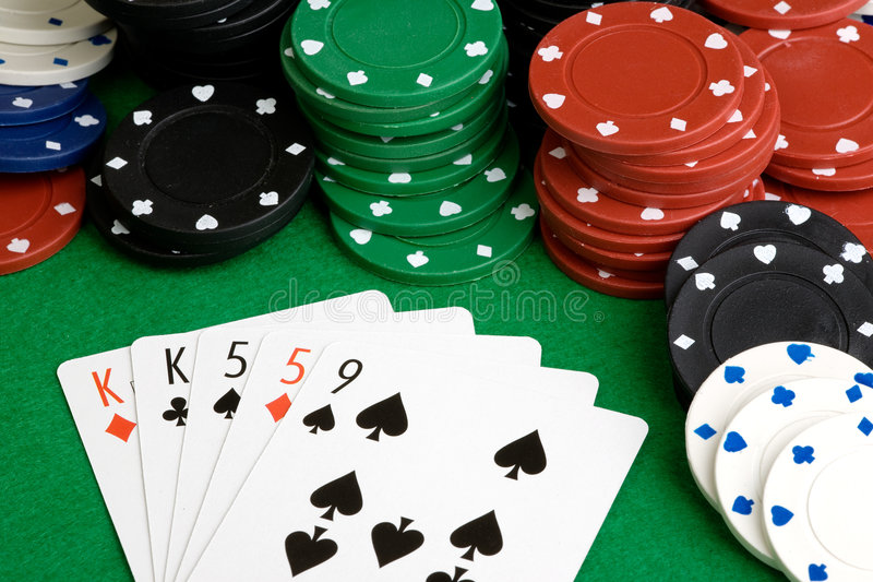 Download Two Pair stock image. Image of playful, money, hand, five - 7056253