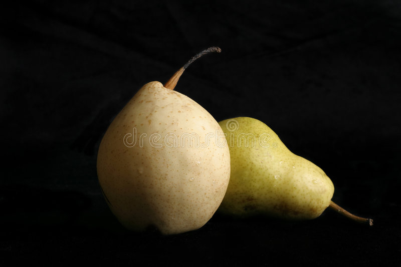 Download Two Pear Royalty Free Stock Image - Image: 86236