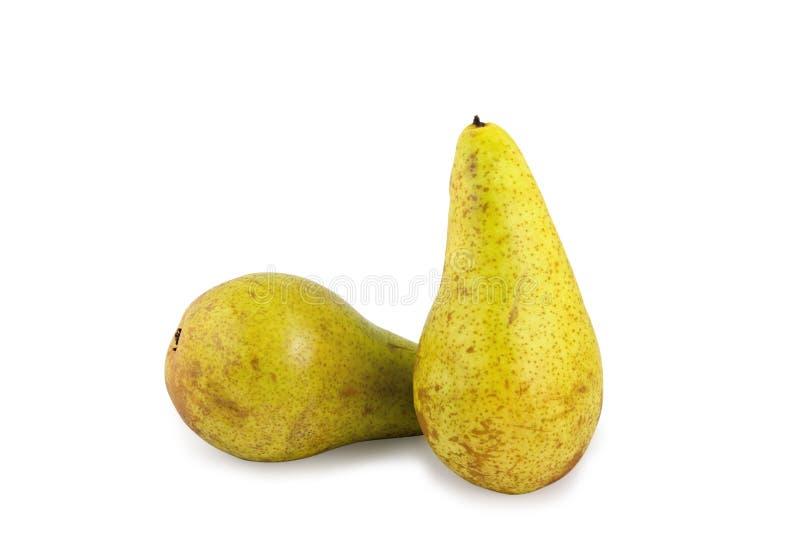 Download Two  Pears stock image. Image of organic, vegetarian - 23071491