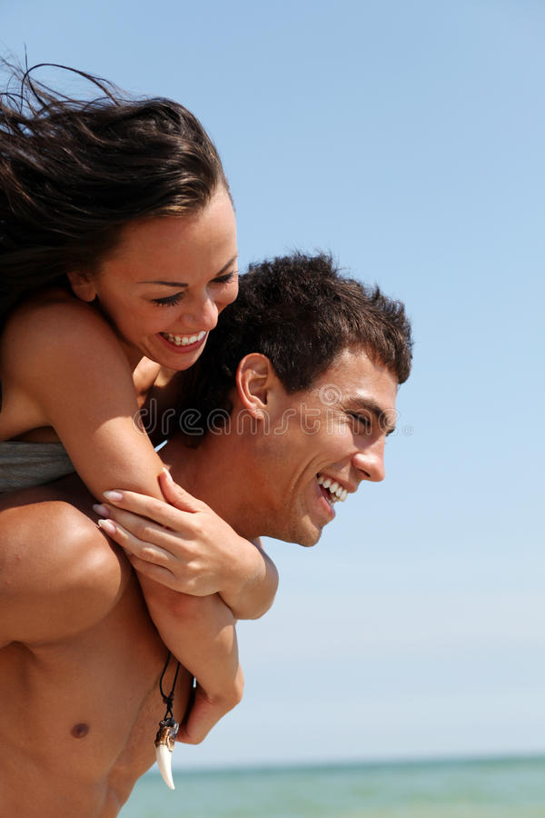 Two people stock images