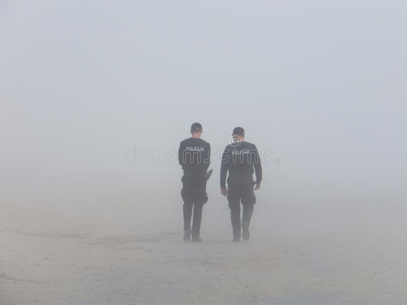 Two Police Officers Free Public Domain Cc0 Image