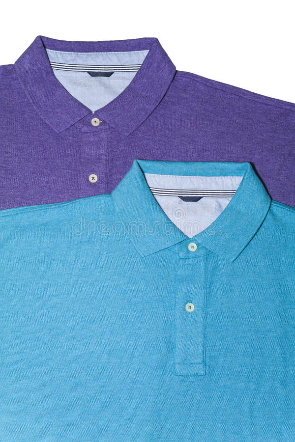 Two Polo Shirts (Vertical)