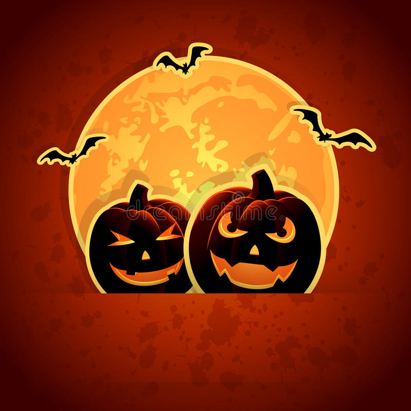 Download Two Pumpkins Stock Photography - Image: 26348612