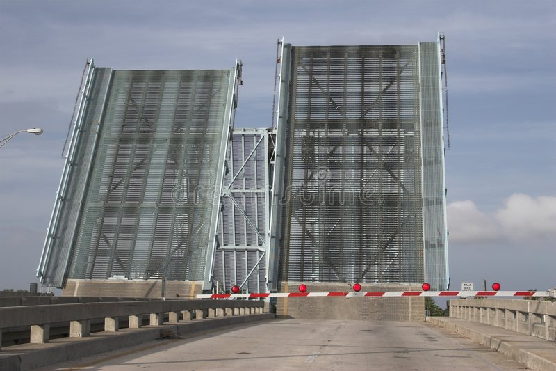 Download Two raised drawbridges stock image. Image of upraised, drawbridge - 898039