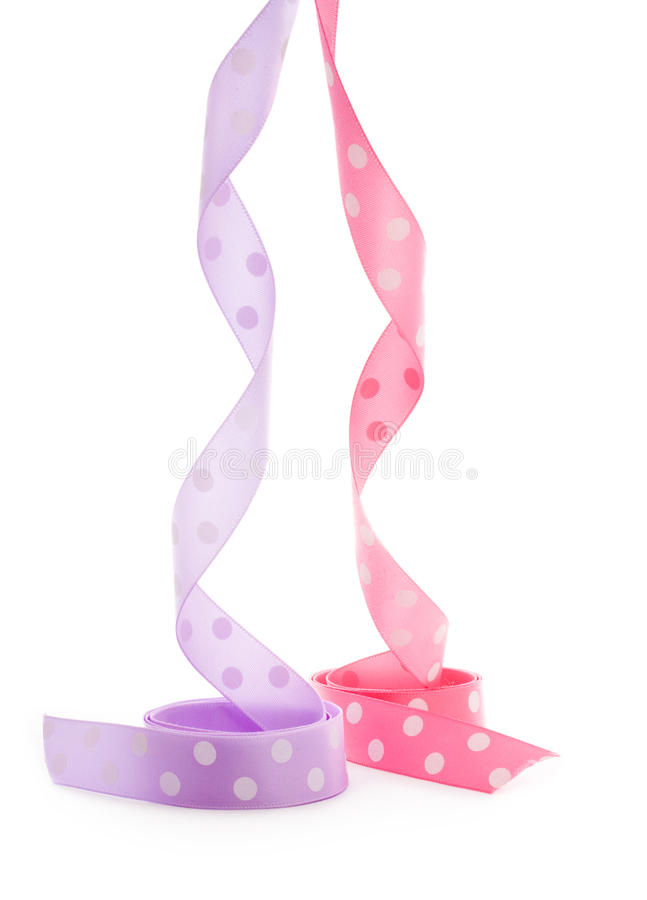 Free Two Ribbons Stock Photos - 13415943