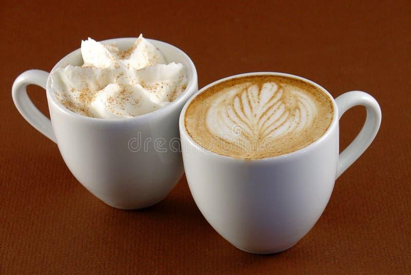 Download Two Shots stock image. Image of beverage, java, espresso - 6254935