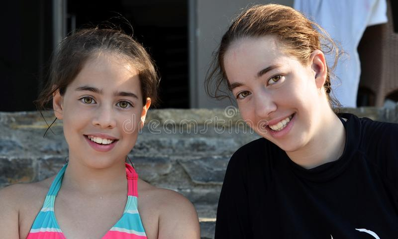 Download Two Sisters Stock Photography - Image: 33479352