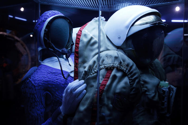 Download Two Soviet Space Suit With Symbols Of Soviet Union Editorial Stock Photo - Image: 13803808