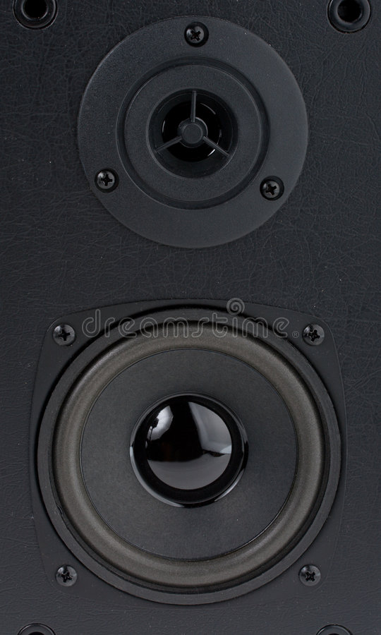 Download Two speakers stock image. Image of objects, watts, media - 6884021