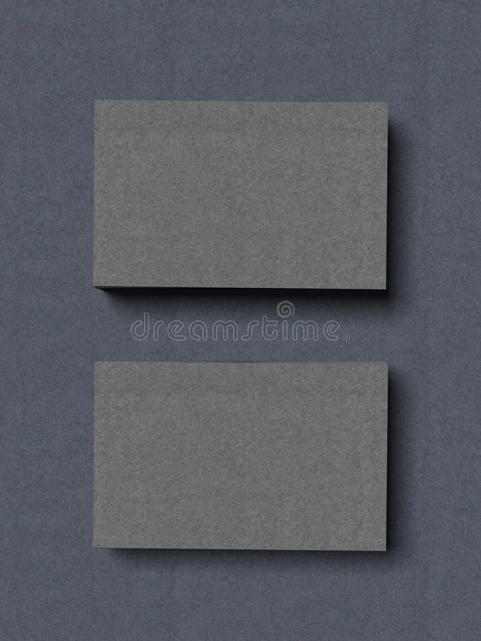 Two stacks of grey business cards stock illustration illustration download two stacks of grey business cards stock illustration illustration of business address reheart Images