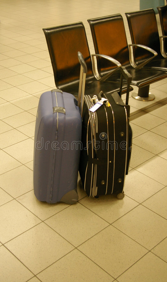 Download Two Suitcases Stock Image - Image: 5280101