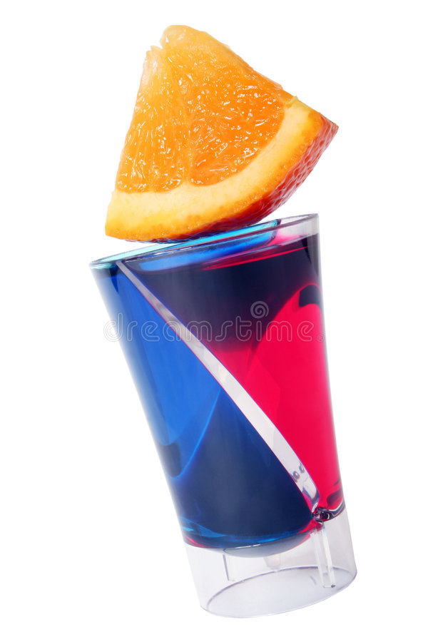 Two Tone Shooter royalty free stock image