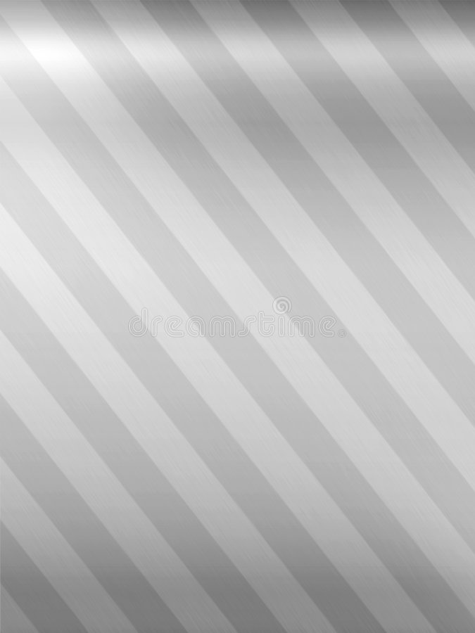 Two-toned metallic background stock illustration