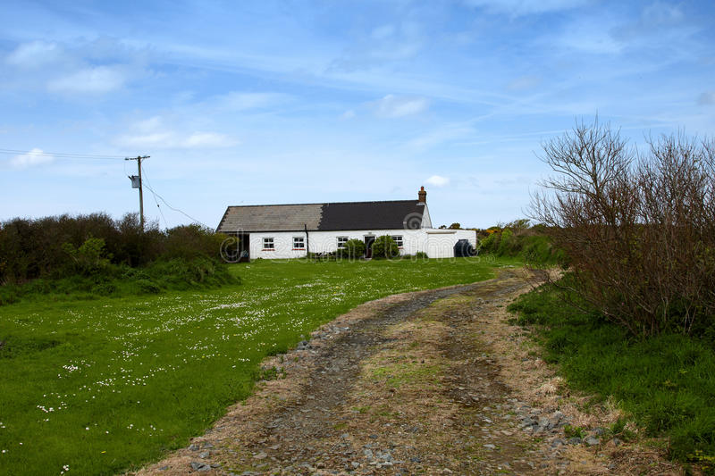 Download Two Typical Pembrokeshire Cottages Stock Photo - Image: 25636218