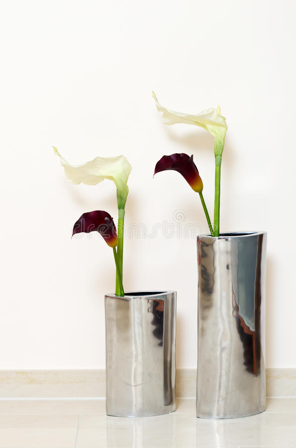 Download Two vases stock image. Image of decorative, designer - 28529947