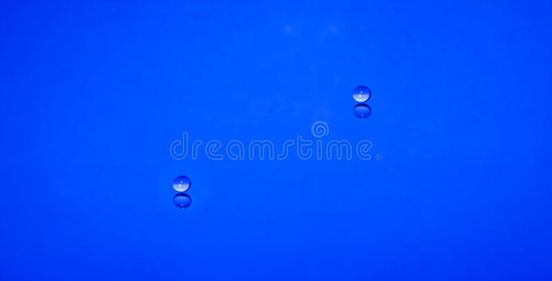 Download Two waterdrops stock image. Image of bubble, beauty, clean - 12042007