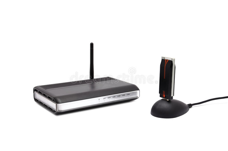 Two Wireless router