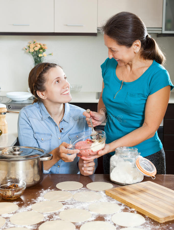 Download Two Women Stock Photo - Image: 41118542