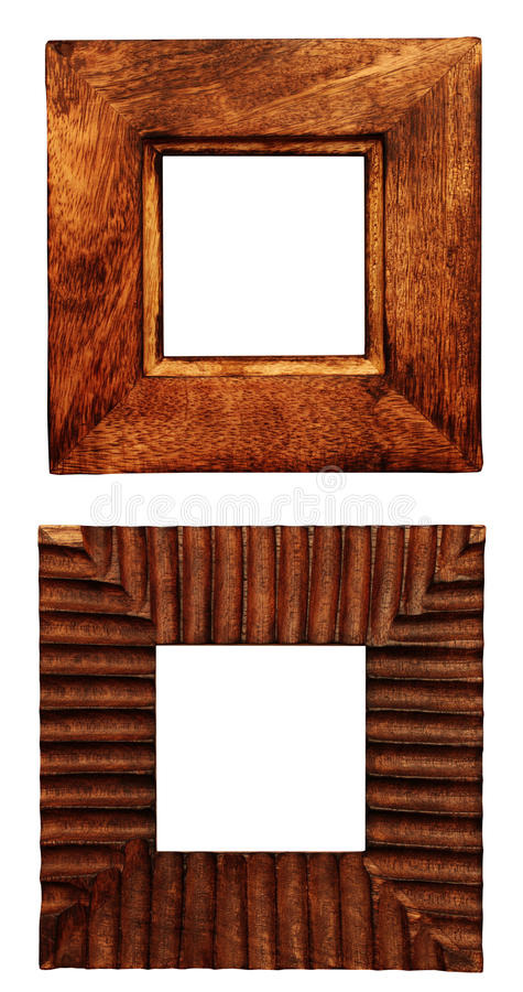 Download Two wooden frames stock image. Image of carving, ethnicity - 16469133