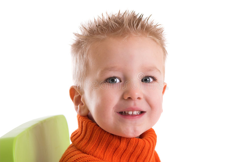 Download Two year old boy stock photo. Image of boys, cheeky, happiness - 2144572