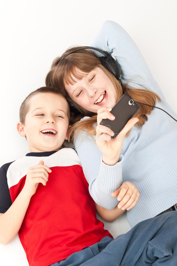 Download Two Young Children Playing Stock Images - Image: 19029134