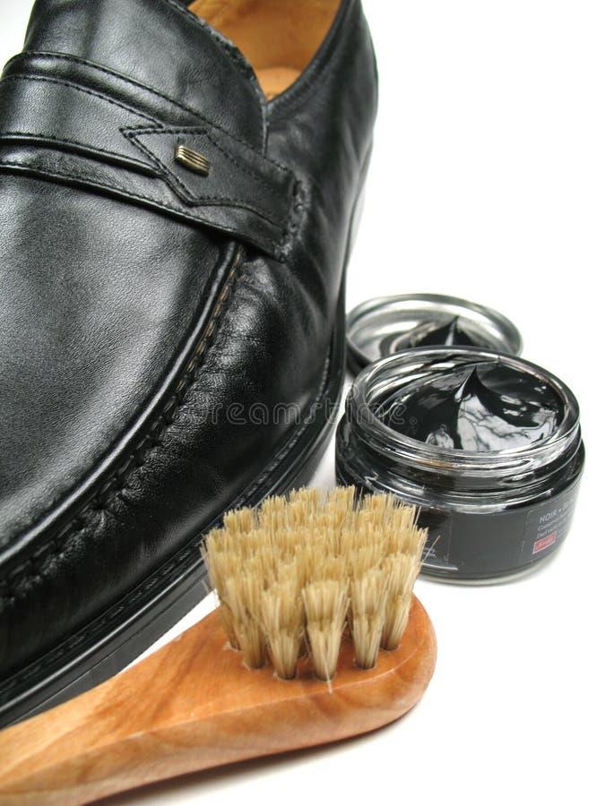 twoje buty, shine zdjęcie royalty free