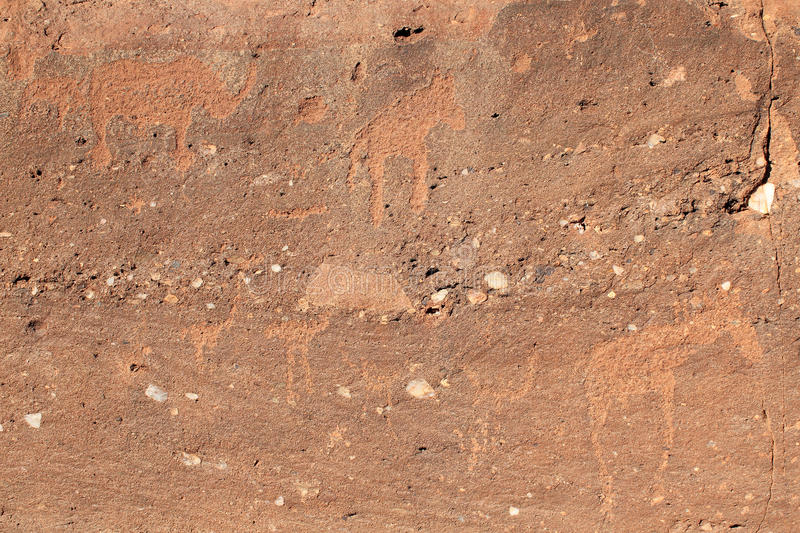 Download Twyfelfontein Archaeological Site, Namibia Stock Image - Image: 21458227