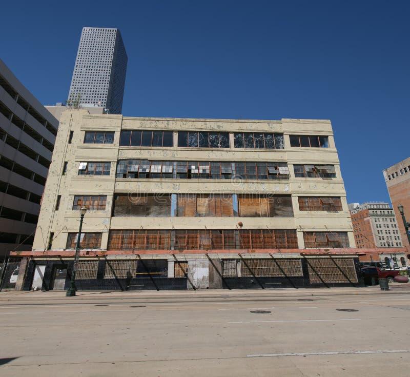 tx de slumtown de Houston photo libre de droits