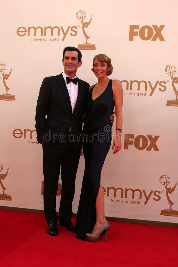 Ty Burrell stock photo