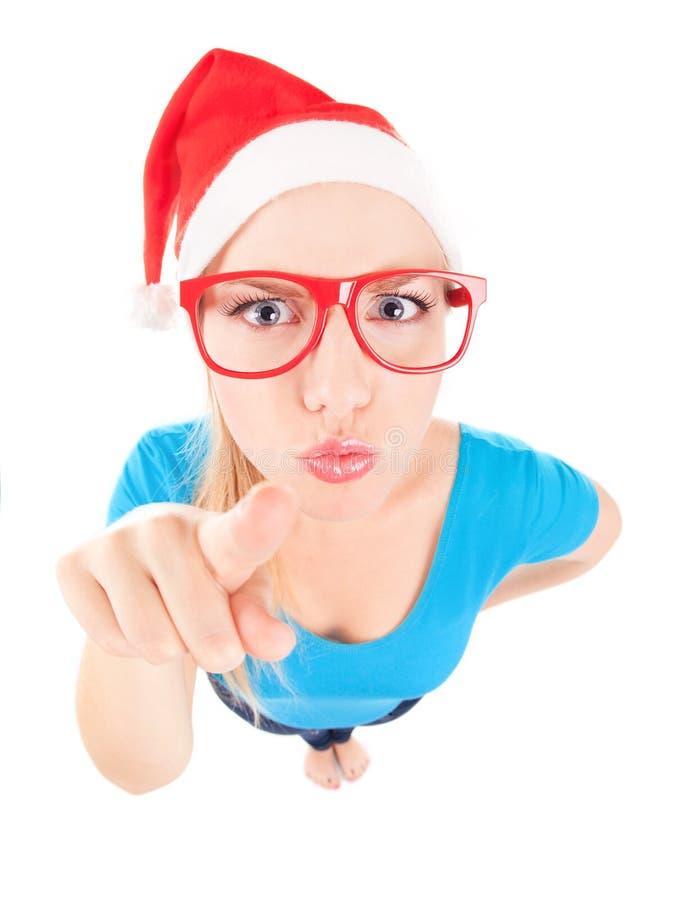 Ty kupowałeś kupującego twój Bożenarodzeniowi prezenty? obrazy royalty free