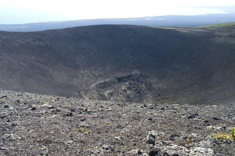 Tyatya volcano royalty free stock photo