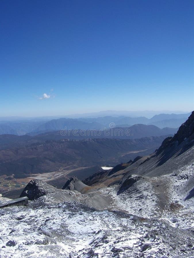 Tybet góry zdjęcia royalty free