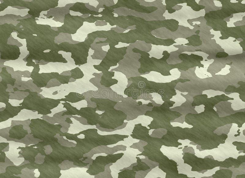 tyg för bakgrundscamokamouflage stock illustrationer