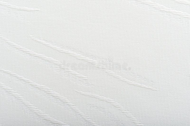Tyggardintextur Bakgrund för tygrullgardingardin royaltyfri fotografi