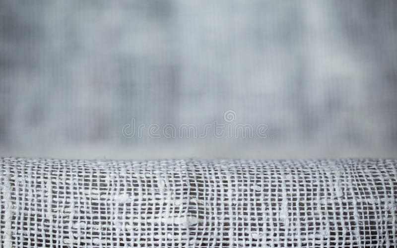 Tygtextur, torkduk stack bakgrund royaltyfri fotografi