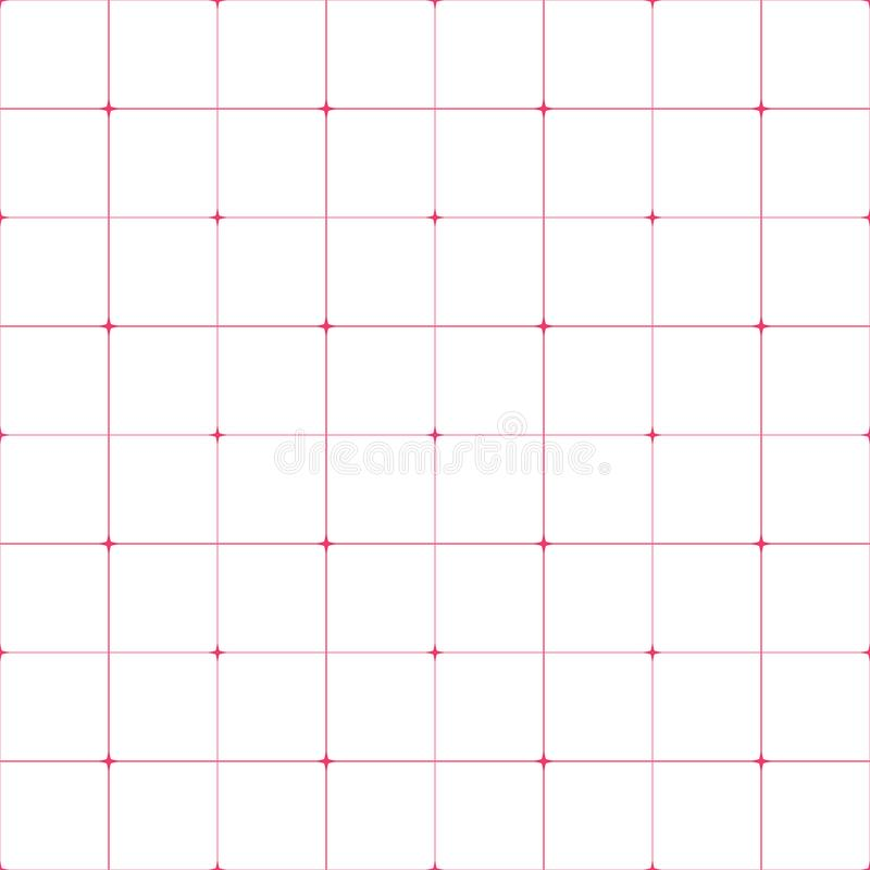 Tygtryck Geometrisk modell i repetition Seamless bakgrund vektor illustrationer